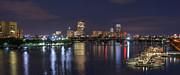 Joann Vitali - Boston Skyline Panoramic