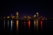 Robert Mirabelle - Boston Skyline