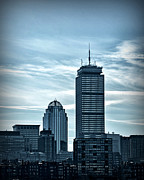 Boston Digital Art Metal Prints - Boston Strong Metal Print by Tricia Marchlik