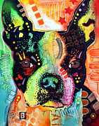 Dean Russo - Boston Terrier III