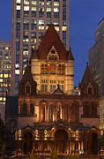Juergen Roth - Boston Trinity Church