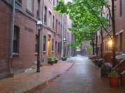 Jeffrey  Akerson - Bostons North End