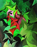 Botanical Fantasy Series - Botanical Fantasy 071613 by David Lane