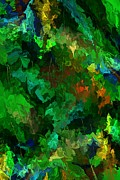 Botanical Fantasy Series - Botanical Fantasy 110413 by David Lane