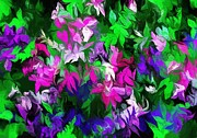 Botanical Fantasy Series - Botanical Fantasy 123112 by David Lane