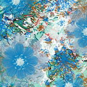 Ricki Mountain - Botanical Moda Flower Mix I