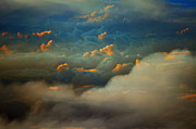 Storm Cloud Digital Art - Both Sides by Gwyn Newcombe