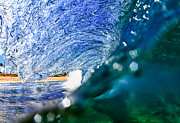 Wave Art Photos - Both Worlds by Gregg  Daniels 
