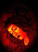 Genevieve Esson - Botticelli Madonna In The Light
