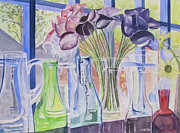 Carol Flagg - Bottles and Vases