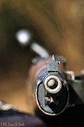 Bolt-action Prints - Bottom of the Barrel Print by Susan Smith
