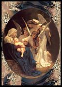 Robert G Kernodle - Bouguereau Vintage Angels 2
