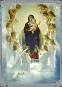 Robert G Kernodle - Bouguereau Vintage Mary