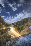 Photography Prints Prints - Boulder Canyon Dream Print by James Bo Insogna