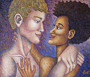 Sacred Artwork Originals - Boundless Two by Claudia Cox