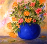 Anne Barberi - Bouquet In Blue