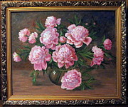 Elena Butylkina - Bouquet Of Peonies
