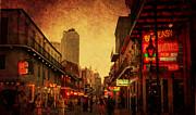 Judy Hall-Folde - Bourbon Street Grunge