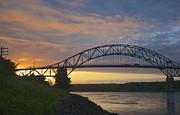 Amazing Jules - Bourne Bridge Sunrise