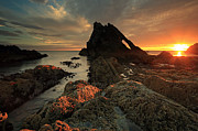 Photo Scotland - Bow Fiddle rock sunrise