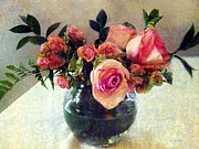 RC deWinter - Bowl Full of Roses