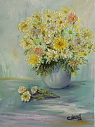 Catherine Hamill - Bowl of Daisies