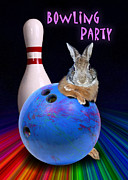 Jeanette K - Bowling Party Bowling Rabbit
