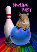 Jeanette K - Bowling Party Squirrel