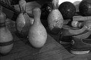 Harold E McCray - Bowling Pens I