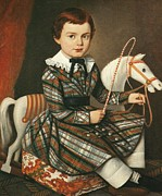 Artist Unidentified - Boy In Plaid