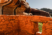 Boynton Canyon Prints - Boynton Canyon 04-234 Print by Scott McAllister