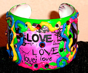 Patricia Rachidi - Bracelet with Graffiti