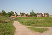 Mark Severn Prints - Bradgate Park House Print by Mark Severn