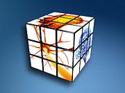 SPL - Brain Power Cube Concept