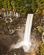 Brandywine Prints - Brandywine Falls Print by James Wheeler