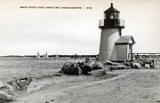 Brant Point Art - Brant Point 1920-34 by Skip Willits