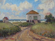 Dianne Panarelli Miller - Brant Point Boathouse