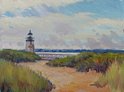 Dianne Panarelli Miller - Brant Point Lighthouse