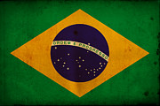 Brasil Digital Art - Brazil by NicoWriter