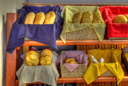 Storefront Art - Breads by Ken Smith