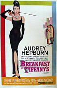 At Poster Digital Art - Breakfast at Tiffanys by Cool Canvas