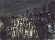 Victor Hugo - Breakwater in Jersey