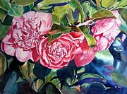 Breathtaking Blossoms Print by Mohamed Hirji