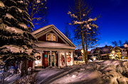 Michael J Bauer - Breckenridge Winter...