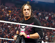 Bret Prints - Bret Hart Print by Wrestling Photos