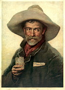 Companies Prints - Brewery Ad 1889 Print by Padre Art