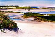 Brewster Ebb Tide Print by Karol Wyckoff