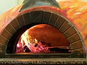 Dorothy Menera - Brick Pizza Oven