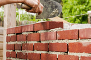 Patricia Hofmeester - Bricklaying