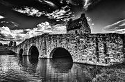 Tunnels Framed Prints - Bridge at Alabama Shakespeare Festival Framed Print by Danny Hooks